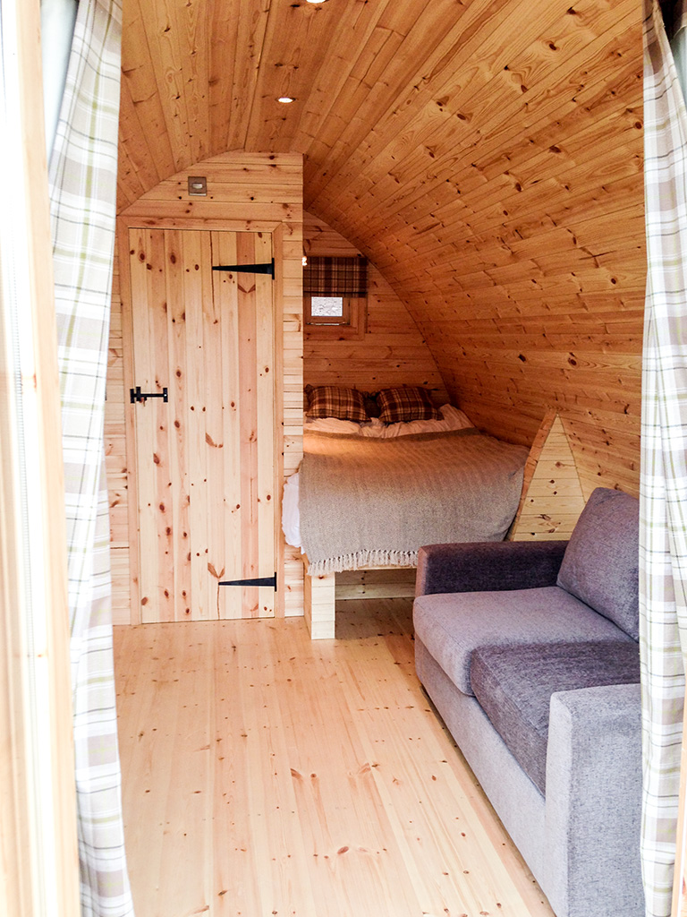 Pods In Wales Glamping Pods Glamping Holiday In Wales